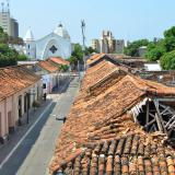 A pedazos se cae el centro histórico de Valledupar