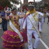 Gran Parada Fides, un derroche de inclusión y alegría