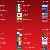 Polonia y Senegal, otra vez rivales de Colombia