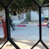 En video | Así fue la intervención de la Policía en el barrio Por Fin