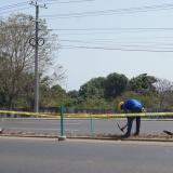 Comienzan obras para iluminación de la vía oriental en Malambo