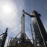 SpaceX cuenta las horas para el lanzamiento de su cápsula para la Nasa