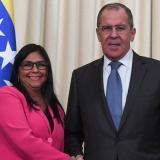 Rusia se compromete a seguir apoyando a Venezuela con ayuda humanitaria