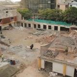 Asignan $25 mil millones para  terminar Teatro Santa Marta
