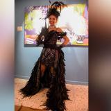 Carolina Segebre, reina del Carnaval de Barranquilla 2019.