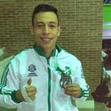 Torres, Triviño y Cabrera dicen presente en karate