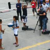 'Pescaíto', la serie que quiere avivar  el fútbol de barrio