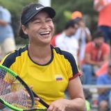 La tenista barranquillera María Fernanda Herazo estará en el certamen.