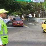 Distrito habilita calzada de la carrera 55 entre calles 99B y 100