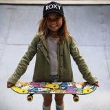 La niña prodigio del skateboard representará a Gran Bretaña