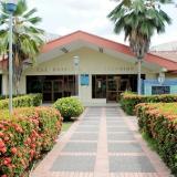 Fachada del Hospital San Jerónimo.