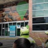 Asesinan a hombre en Carulla de la 116 en Bogotá