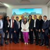 Mesa sobre regalías será en Barranquilla a comienzos de abril, informó Abudinen