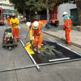 Comenzó implementación de medidas para la seguridad vial en Malambo