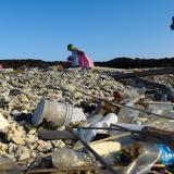 El plástico amenaza la vida en las islas Galápagos