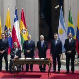 Colombia y seis países más crean Prosur