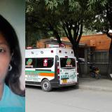 Lenys Hernández, mujer asesinada.