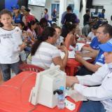 En jornada de 'Salutón', 935 personas fueron atendidas en  Villa Soledad y Las Gaviotas