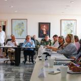 Atlántico tendrá 289 puestos de votación en elecciones de octubre
