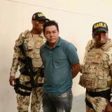 Ladimir Luna, alias El Ñato, es la persona que asesinó de dos tiros al ganadero. Tras su captura, confesó el hecho.