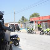 Van tres menores víctimas en medio de atentados sicariales en Barranquilla