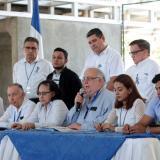 Oposición denuncia falta de voluntad del gobierno en diálogo en Nicaragua