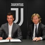 Mandzukic renueva su contrato con la Juventus hasta 2021