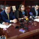 Comisión de Cámara que radicó la ponencia negativa a las objeciones.
