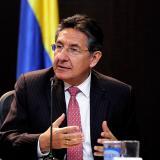El fiscal general de la Nación, Néstor Humberto Martínez. Imagen de referencia.