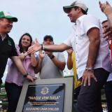 Parque Venezuela se inaugura en los 206 años de Barranquilla