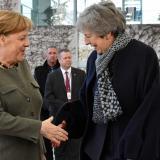 May viaja a Berlín y París para abogar por otra prórroga al Brexit