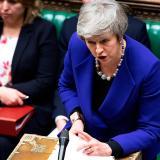 Proponen prórroga del Brexit hasta el 31 de octubre