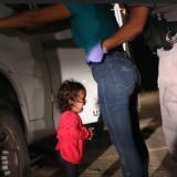 Imagen de niña llorando en frontera EEUU gana el World Press Photo