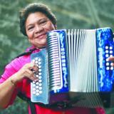 En atraco le roban el acordeón a Maribel Cortina en Valledupar