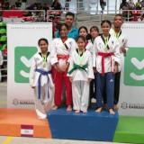 Taekwondo en firme a Juegos