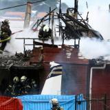 Cae avioneta en vivienda en Chile: seis muertos