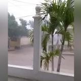 Se presentan lluvias en municipios del Atlántico