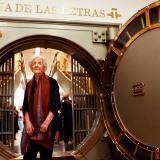 La poeta uruguaya Ida Vitale, de 95 años.