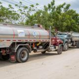 Un día sin lavadero de autos en Santa Marta para ahorrar agua