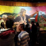 Colombia 200 años, un pabellón de orgullo patrio