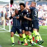Manchester City recupera la punta en la Premier League