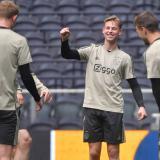 Frenkie De Jong, de Ajax.