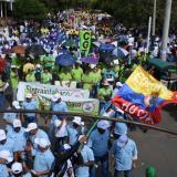 Trabajadores marchan este miércoles para rechazar el PND