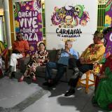 Carnaval celebró sus 15 años como Patrimonio