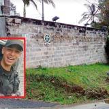 Auxiliar barranquillero apareció muerto en Escuela de Policía en Antioquia
