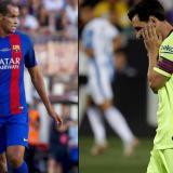 """""""No creo que el Barcelona vuelva a tener un jugador como Messi"""": Rivaldo"""