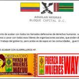 Movimiento Fuerza de Mujeres Wayuu denuncia amenazas