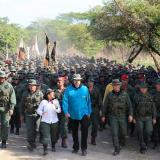 En video | Maduro insta a militares a estar listos para defender a Venezuela ante ataque de EEUU