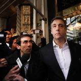 Exabogado de Trump Michael Cohen ingresó a la cárcel a cumplir tres años