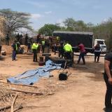 Decomisan en La Guajira 2.180 galones de acpm de contrabando